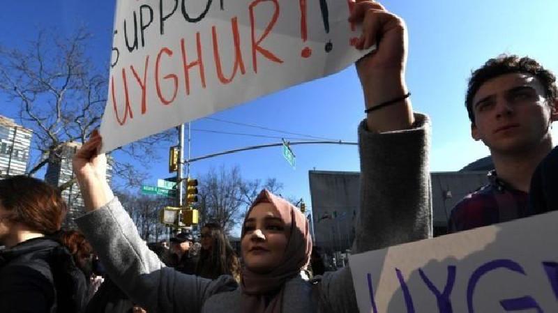 Aktivis Perempuan Uighur Lantang Suarakan Penindasan di Kamp Xinjiang