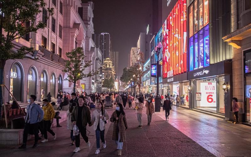 China Khawatir 'Bubble' Industri Keuangan Dunia Meledak