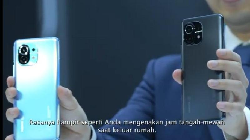 Xiaomi Mi 11 Rilis di Indonesia