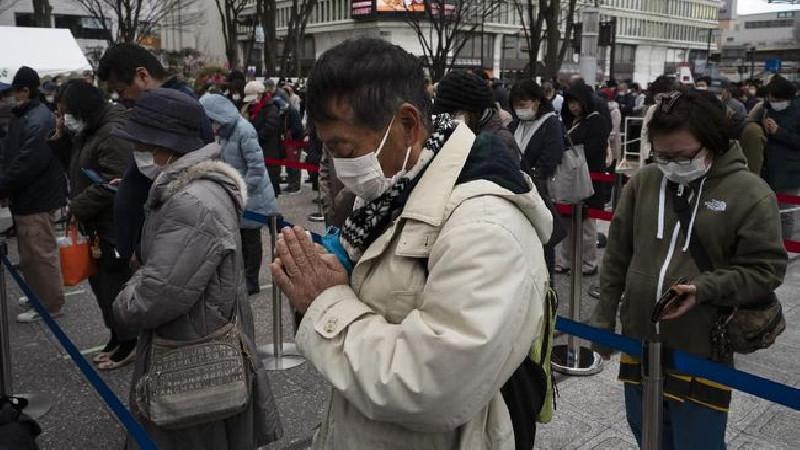 Jepang Tetapkan Darurat Corona di 4 Kota