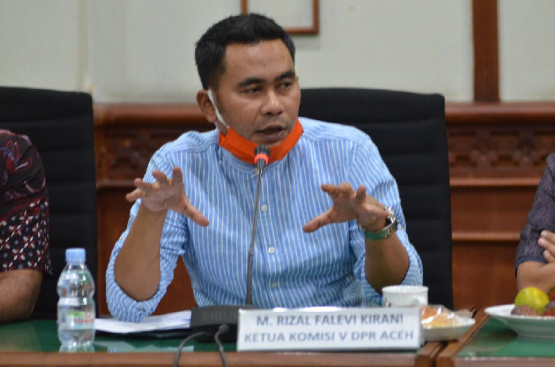 Anggota DPRA Keheranan Atas Kebijakan Larangan Buka Puasa Bersama