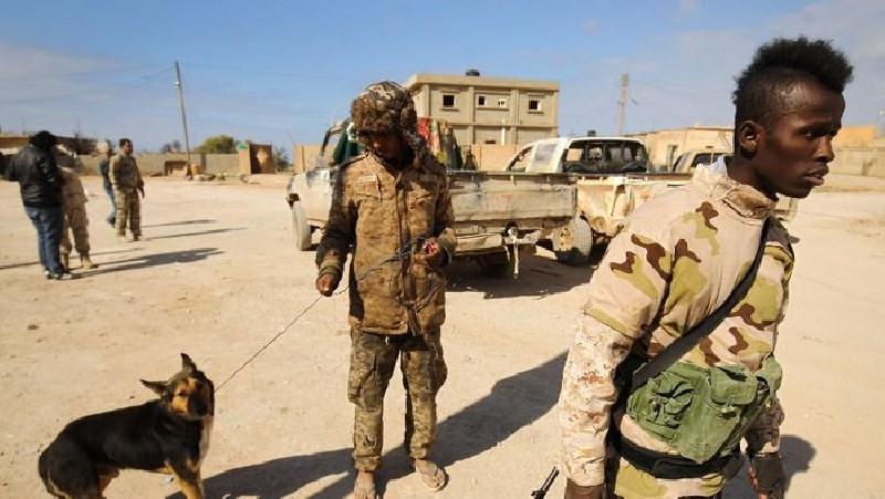 Pemimpin Milisi Libya Tewas Ditembak