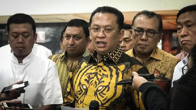 Ketua MPR Didesak Untuk Minta Maaf Soal Papua