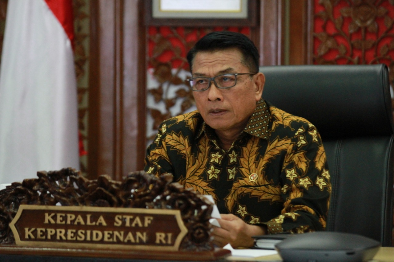 Moeldoko Yakin Indonesia Bisa Jadi Negara Maju 2045