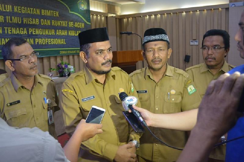 Gencarkan Program BEREH, DSI Kumpulkan Da'i-da'i Untuk Penguatan Syariat Di Perbatasan Aceh