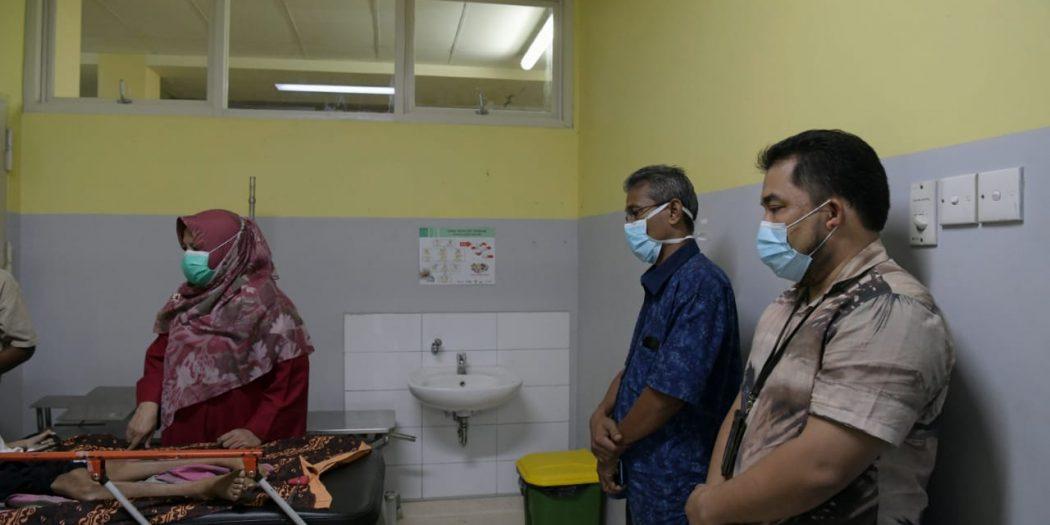 RSUDZA Terima Pasien Kronis dari RSUDCM Aceh Utara
