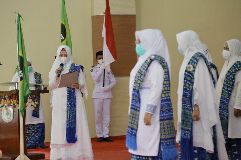 Dyah Erti Imbau Pengurus BKMT Ikut Sosialisasi Pencegahan Covid-19