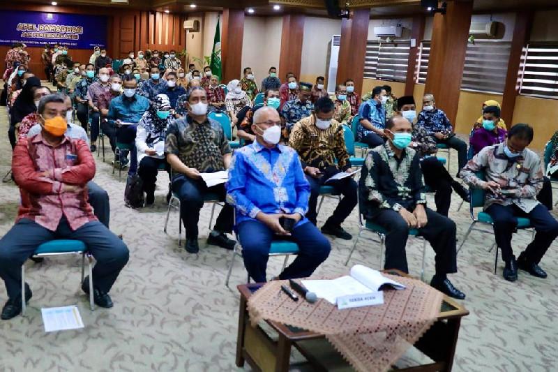 PNS dan Tekon Pemerintah Aceh Dilarang Ikut Bukber Ramadan dan Mudik Lebaran