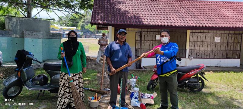 Sukseskan New Safari Ramadan, Biro Humpro Sosialisasikan BEREH di Masjid Lhoknga
