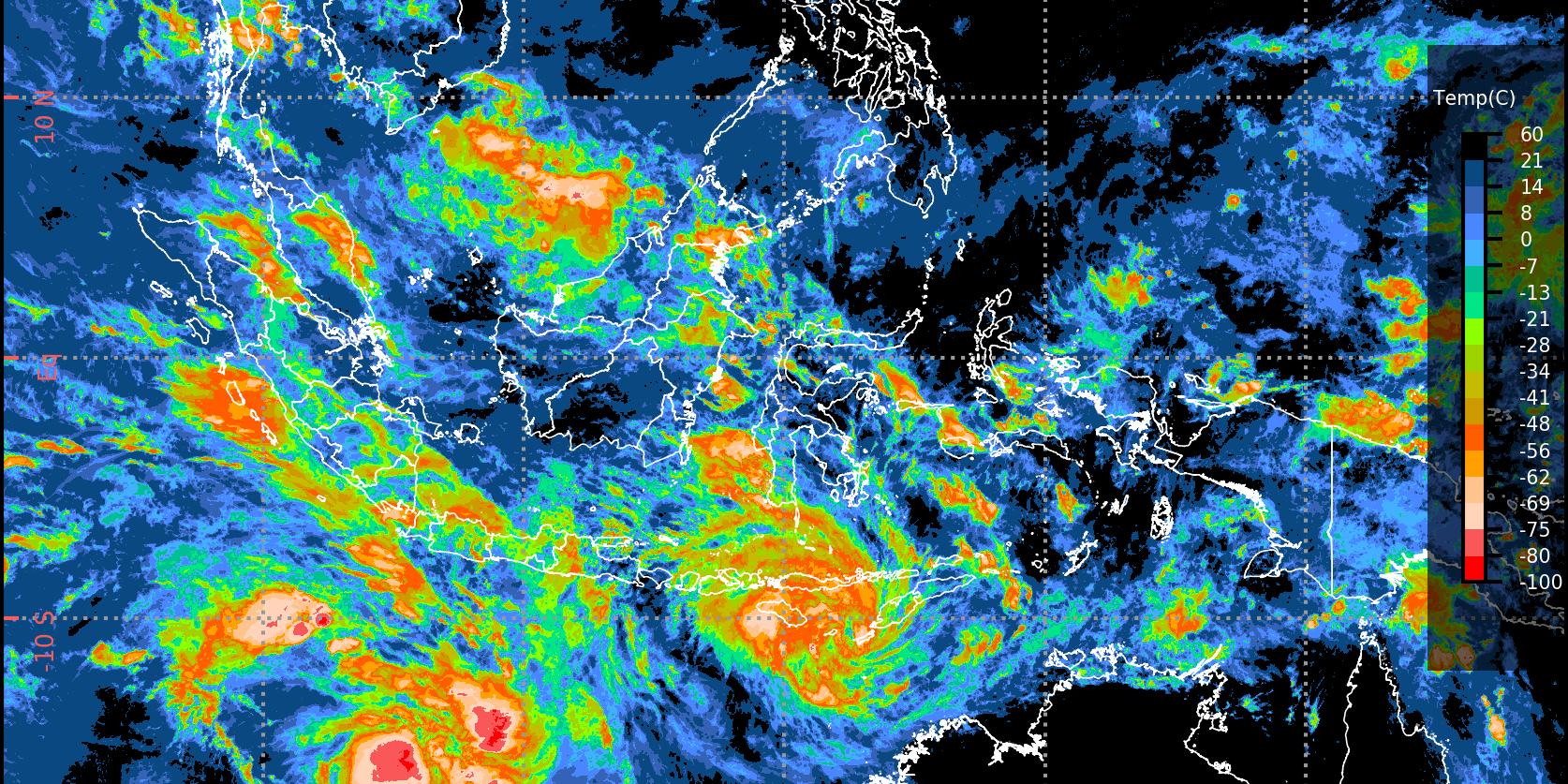 Fenomena Cuaca Ekstrem Picu Bencana di Beberapa Wilayah NTT