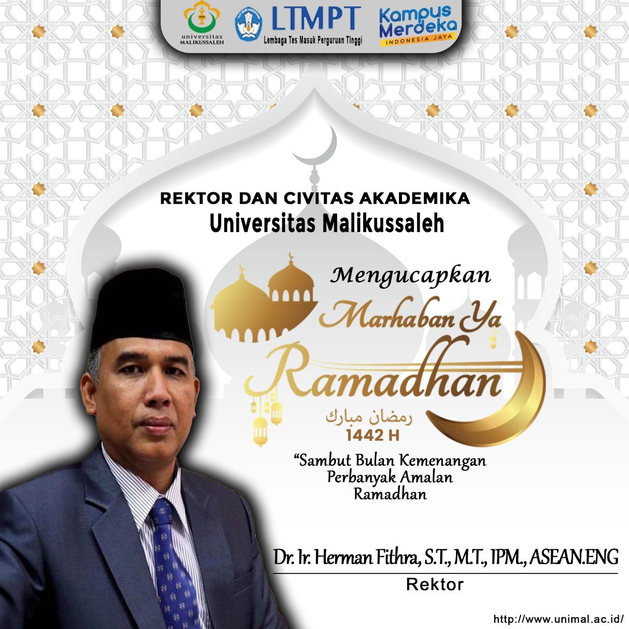 unimal ramadan 2021
