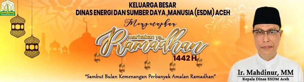 esdm ramadhan