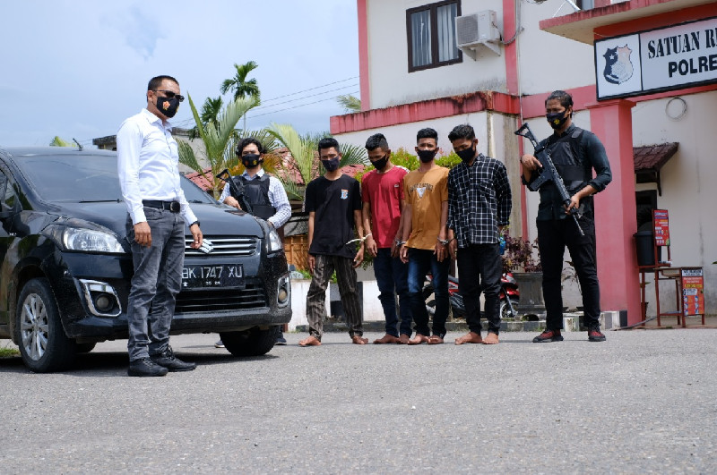 5 Remaja Aceh Utara Dibawa Oleh Orang Tak Dikenal