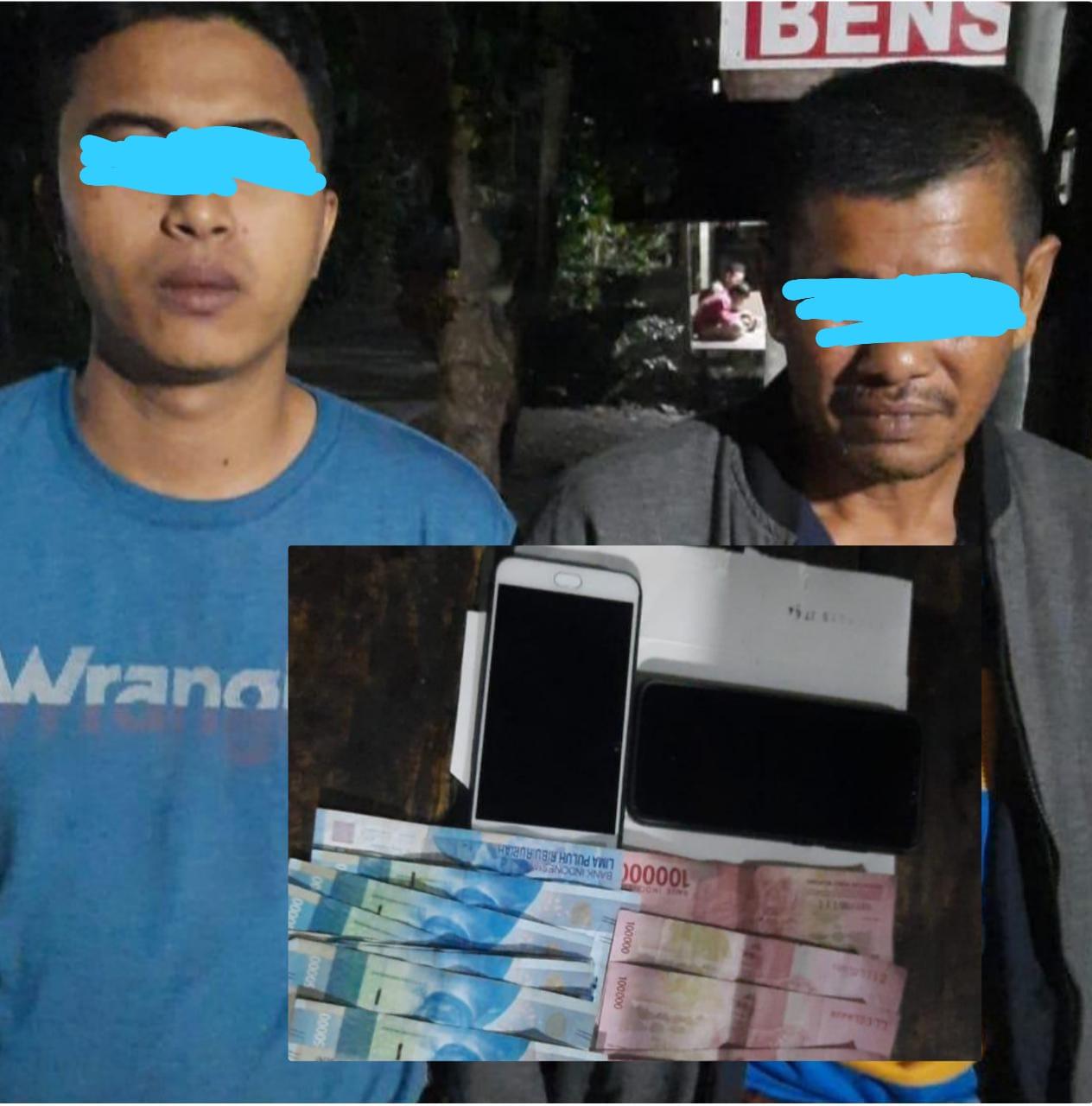 Polisi Tangkap Pelaku Jual Beli Chip Game Higgs Domino Di Blang Kubu Peudada