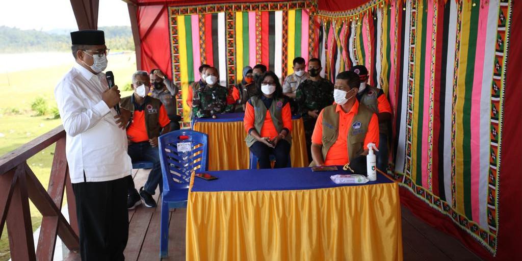 Daerah Lain  Diminita Tiru Kearifan Lokal Simeulue Dalam Mitigasi Bencana