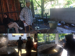 Ie Bu Peudah Gampong Bueng Bakjok  Takjil Khas Aceh Besar Selama Ramadhan