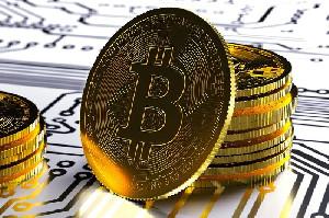 Investasi Uang Kripto Tembus US$4,5