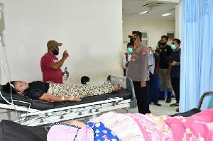 Seorang Warga Aceh Timur Dirujuk ke RSUZA Akibat Terpapar Gas PT Medco