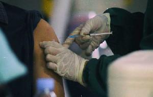 Anggota DPR Disuntik Vaksin Nusantara di RSPAD