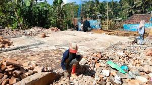 2.848 Rumah Rusak Akibat Gempa Malang