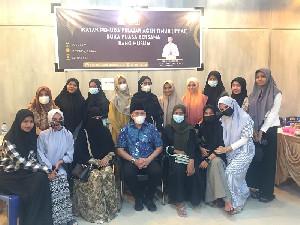 Silaturrahmi Bersama IPPAT, Muslim. SHI. MM adakan berbuka puasa bersama