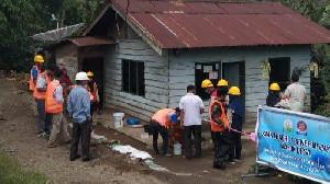 SMKN 1 Bener Meriah Rehab 6 Rumah Dhuafa