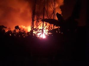 13 Rumah di Lhokseumawe Ludes Terbakar