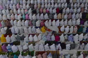 Pemerintah Lhokseumawe Izinkan Salat Tarawih Berjamaah di Masjid