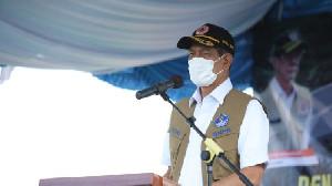 Di Banda Aceh,  Doni Monardo Minta Ceramah Ramadhan Sisipkan Materi Covid-19