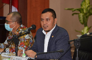 Baleg DPR RI Sesalkan Gubernur Aceh Tidak Hadir Dalam Sosialisasi Prolegnas