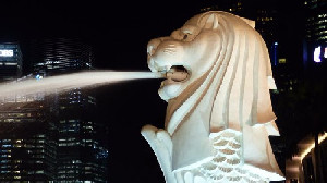 Singapura Bantah KPK