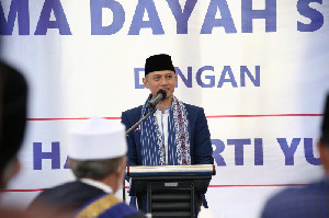 AHY  Perjuangkan Teuku Abdul Hamid Azwar Sebagai Pahlawan Nasional Dari Aceh