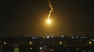 Israel Kembali Serang Gaza