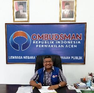 Setelah  Langsa, Ombudsman Aceh Buka Gerai Pengaduan di Aceh Jaya