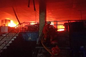 Masyarakat Aceh yang Berdampak Kebakaran Pasar Minggu Jaksel Akan Terima Bantuan