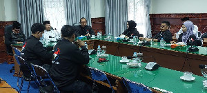 Esport Indonesia (ESI) Pengprov Aceh Silaturahmi Dengan MPU