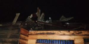 20 Rumah di Aceh Timur Rusak Akibat Diterjang Puting Beliung