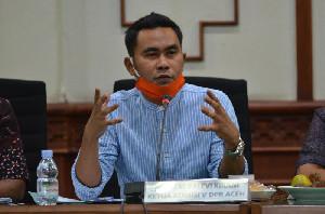 Ketua Komisi V DPRA Desak Pemerintah Aceh Gencarkan Sosialisasi Vaksinasi