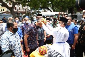 Awali Safari Ramadan, AHY disambut Hangat di Pendopo Bersejarah Bireuen