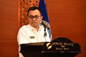 Terkait Penangkapan Usman, BNN Aceh : Kita Belum Dapat Informasi