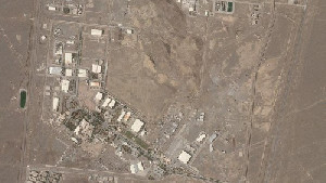 Diklaim  Alami Masalah Fasilitas Nuklir Iran, Namun Tak Kontaminasi Manusia