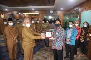 Sekda Aceh Terima Kunjungan Komisoner KASN