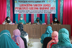 Aceh Besar Kini Miliki Puskesmas Santun Lansia