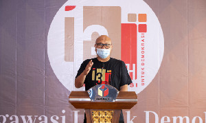 Plt Ketua KPU:  Ibarat Manusia, Usia 13 Tahun Bawaslu Masuk Akil Balig