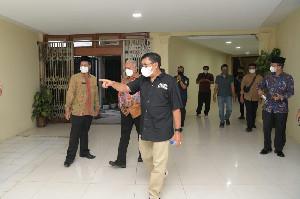 Tinjau Gerakan BEREH, Sekda Aceh Apresiasi Dinas Pendidikan