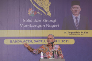 Irawan Pandu Negara Pimpin IKAPTK Provinsi Aceh