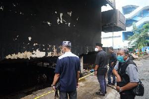Gubernur Perintahkan BPPA dan Dinsos Bantu Pedagang Aceh yang Kiosnya Ludes Terbakar