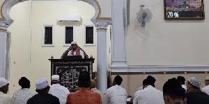 Safari Ramadan di Aceh Besar, Jamaah Diajak Lawan Covid-19 dan Gencarkan BEREH