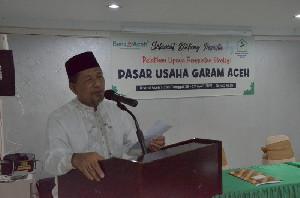 Chek Zainal Beri Kiat Usaha Bagi Pelaku UMKM