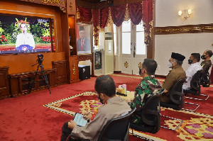 Jelang Idul Fitri 1442 Hijriah, Ini Empat Poin Penting Arahan Presiden Jokowi
